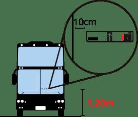 Ônibus modelo 2